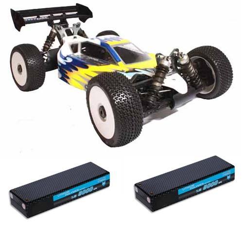 mugen mbx 6 eco rc buggy 1 8 brushless race roller lipo akku. Black Bedroom Furniture Sets. Home Design Ideas