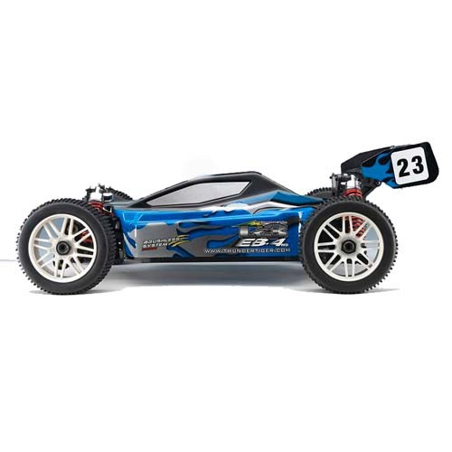 rc buggy eb 4 g3 brushless 1 8 4wd rtr 2 4ghz blau rc car. Black Bedroom Furniture Sets. Home Design Ideas